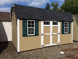 Pine Creek 12x24 Dutch Garage by Sheds In Binghamton Ny Pine Creek Structures