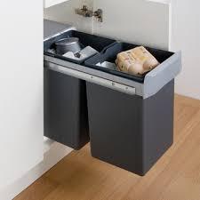 Kitchen Cabinet Waste Bins by Kitchen Cabinet Bins Wesco Bin