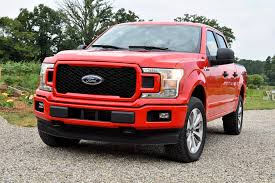 2018 ford f 150 reviews and rating motor trend