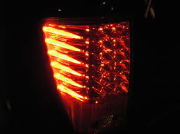 nissan titan no heat found a place to get volant styled led tail lights nissan titan
