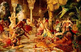 Ottoman Harem by The History Of Harems Women Orbit Too The New Modern Man
