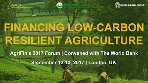 Rural Finance In Selected Ifad Financed Operations Dr Agrifin 2017 Forum Convened With The Bank Financing Low