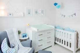 babyzimmer grau wei babyzimmer babyzimmer deko fur baby und kinderzimmer mit wolken 15