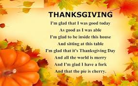 thanksgiving poems happy thanksgiving poems 2017 poems