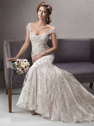 the shoulder wedding dresses maggie sottero