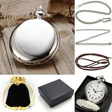 silver watch chain necklace images Bronze pattern compass quartz pocket watch metal necklace leather jpg