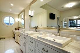 large framed bathroom mirrors white framed bathroom mirror homefield
