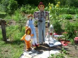 garden decorations thriftyfun