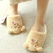 womens slipper boots size 11 slippers with arch support luxury design winter slipper