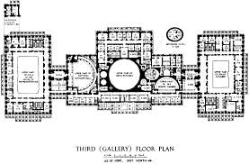 Upload Floor Plan by File Us Capitol Third Floor Plan 1997 105th Congress Gif
