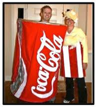 Coca Cola Halloween Costume Iphone Smart Marketing
