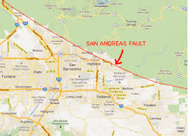 san francisco fault map we visit the doomed homes on the san andreas fault culture of