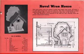 House Plan Names by Handmade Decorative Bird House Plans Awesome Fun Vintage Hahnow