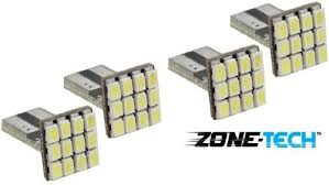 4pcs 12 smd t15 12v led replacement light bulbs 921 912 906