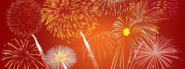 advanced powerpoint animation creating fireworks
