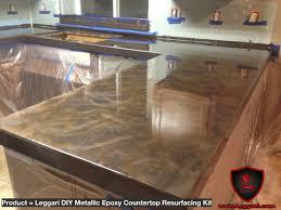 diy metallic epoxy countertop resurfacing kits are easy to diy metallic epoxy countertop resurfacing kits are easy to