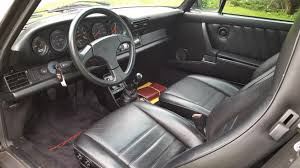 black porsche 911 turbo feature listing 1987 porsche 911 turbo german cars for sale blog