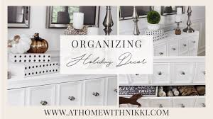 seasonal home decorations home organization how to declutter and organize seasonal and