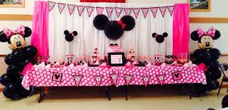 minnie mouse birthday decorations minnie mouse 1st birthday decorations margusriga baby party