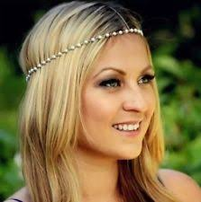 forehead headbands pearl costume jewellery headbands ebay
