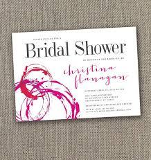 wine themed bridal shower wine bridal shower invitations marialonghi