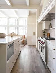Slab Door Kitchen Cabinets by Best 25 Transitional Cooktops Ideas Only On Pinterest