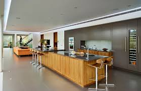 modern kitchen designs with oak cabinets 30 kitchens with stylish two tone cabinets