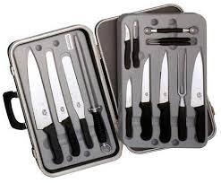 malette de cuisine malette victorinox valise cuisinier couteaux fontaine