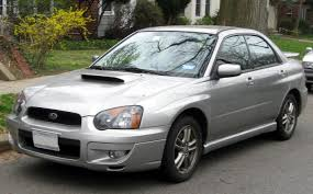 blob eye subaru subaru the impreza line