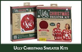 sweater kit