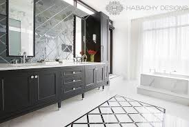 black bathroom vanity design ideas