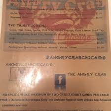 photos for the angry crab menu yelp