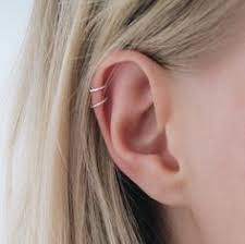 cartilage hoops helix hoops small cartilage hoops small sterling silver