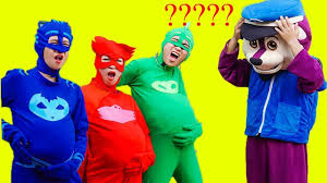 coca cola halloween costume pj masks drink coca cola prank learn colors for children youtube