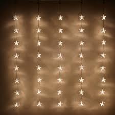 shooting lights outdoor tin string