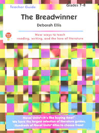 the breadwinner teachers guide by novel units inc novel units
