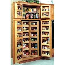 hodedah 4 door cabinet 4 door pantry cabinet pantry pull out shelves baskets chefs pantries