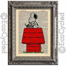 snoopy on his dog house peanuts snoopy zeneece s gallery
