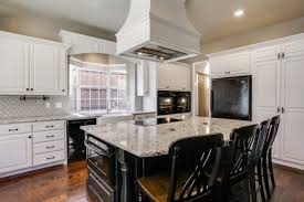 kitchens with white cabinets and black appliances wonderful kitchen white cabinets black appliances image furniture