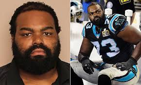 Mike Oher Blind Side Pictured Mugshot Of The Blind Side Inspiration Michael Oher