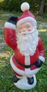 outdoor plastic lighted santa claus outdoor plastic lighted santa claus awesome 1868 best vintage xmas