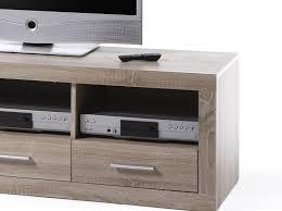sideboard eiche sonoma tv kommode lowboard eiche sonoma dekor 3 schubladen 168 00 u20ac