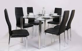 Dining Table India White Leather Kitchen Table Set Glass Dining Table Set India