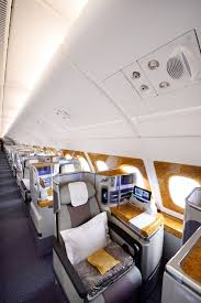 Emirates Airbus A380 Interior Business Class Emirates Unveils New Airbus A380 And Boeing 777 300er U2014 The