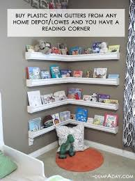 Nursery Bookshelf Ideas Inexpensive Closet Corner Shelving Ideas Roselawnlutheran
