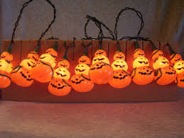 halloween stacked pumpkin mini light string