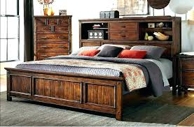 bed frame with lights queen size platform bed frame with storage platform bed with lights