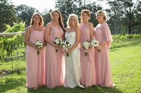 after six bridesmaids shop joielle real weddings soni