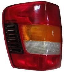 2002 jeep grand cherokee tail light amazon com jeep grand cherokee tail light left driver side from