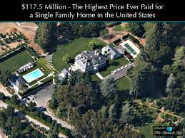 117 5 million u2013 the highest price ever paid for a single family